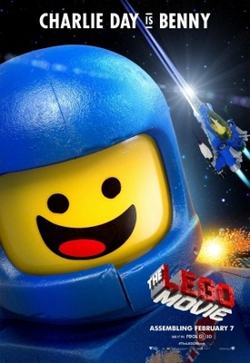 The Lego Movie movie poster (2014) poster MOV_3ee08b78