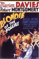 Blondie of the Follies movie poster (1932) picture MOV_3ee37a03
