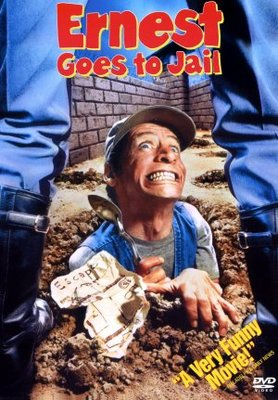 Ernest Goes to Jail movie poster (1990) poster MOV_3ee4572c