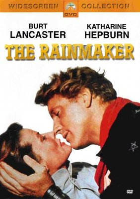 The Rainmaker movie poster (1956) poster MOV_3ee879d0