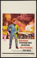 Hellfighters movie poster (1968) picture MOV_3eec8e21