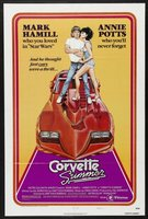 Corvette Summer movie poster (1978) picture MOV_3eee0fba