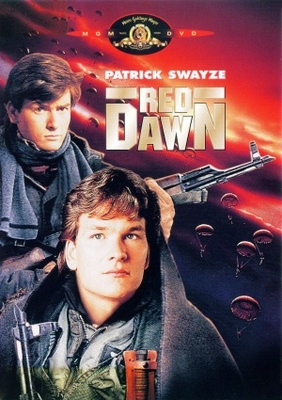 Red Dawn movie poster (1984) poster MOV_3eefc7c8
