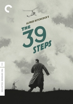 The 39 Steps movie poster (1935) poster MOV_3ef69720