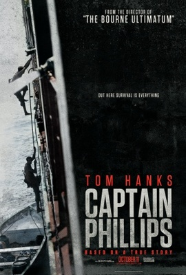 Captain Phillips movie poster (2013) poster MOV_3ef7cad6