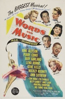 Words and Music movie poster (1948) picture MOV_3efce015