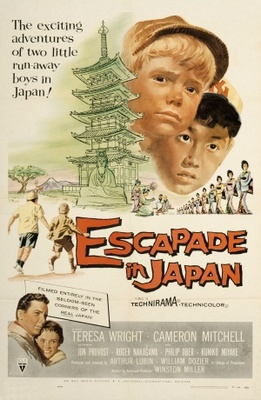 Escapade in Japan movie poster (1957) poster MOV_3f0065f6