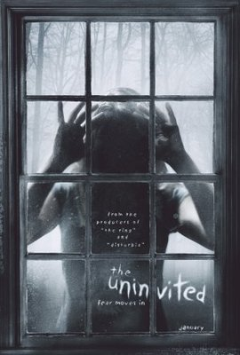 The Uninvited movie poster (2009) poster MOV_3f07dc01