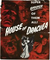 House of Dracula movie poster (1945) picture MOV_3f084e34