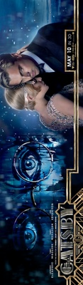 The Great Gatsby movie poster (2012) poster MOV_3f0c35a0