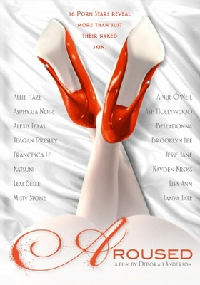 Aroused movie poster (2013) poster MOV_3f17c407