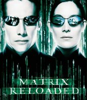 The Matrix Reloaded movie poster (2003) picture MOV_3f250d18