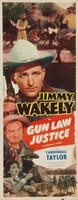 Gun Law Justice movie poster (1949) picture MOV_3f356950
