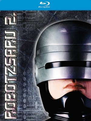 RoboCop 2 movie poster (1990) poster MOV_3f43a9ec