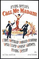 Call Me Madam movie poster (1953) picture MOV_3634c553