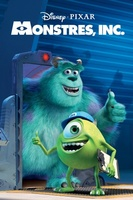 Monsters Inc movie poster (2001) picture MOV_b2c01472