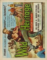 Wild Heritage movie poster (1958) picture MOV_3f527b2a