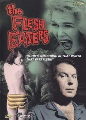 The Flesh Eaters movie poster (1964) poster MOV_3f53e1aa