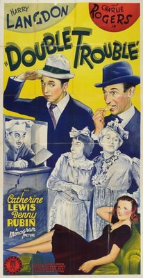 Double Trouble movie poster (1941) poster MOV_3f55116b