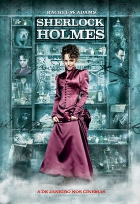 Sherlock Holmes movie poster (2009) poster MOV_3f554a95