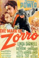 The Mark of Zorro movie poster (1940) picture MOV_3f5a96bd