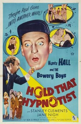 Hold That Hypnotist movie poster (1957) poster MOV_3f5cfebe