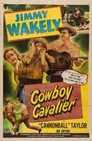 Cowboy Cavalier movie poster (1948) picture MOV_3f5dc76c