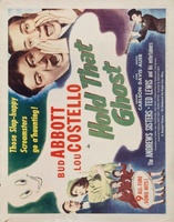Hold That Ghost movie poster (1941) picture MOV_3f65b5bd