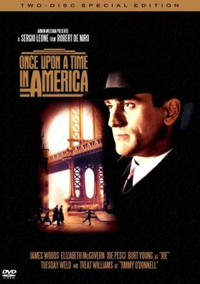 Once Upon a Time in America movie poster (1984) poster MOV_3f65fb00