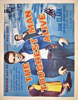 The Toughest Man Alive movie poster (1955) picture MOV_3f6d7329