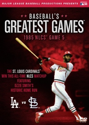 1985 World Series movie poster (1985) poster MOV_3f6eb3a6