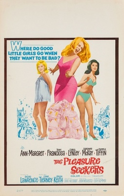 The Pleasure Seekers movie poster (1964) poster MOV_3f71ae40