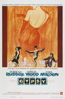 Gypsy movie poster (1962) picture MOV_3f733d65