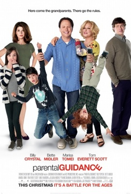 Parental Guidance movie poster (2012) poster MOV_3f76f314
