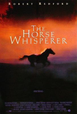 The Horse Whisperer movie poster (1998) poster MOV_3f775934