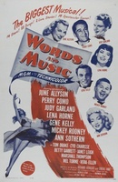Words and Music movie poster (1948) picture MOV_3f7d72a9