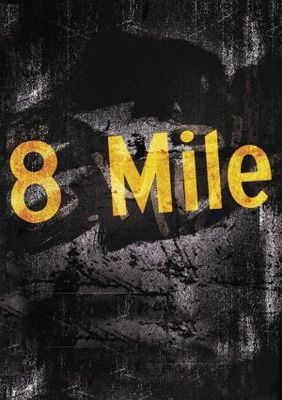 8 Mile movie poster (2002) poster MOV_3f7f3b00