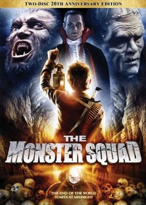 The Monster Squad movie poster (1987) poster MOV_3f832129
