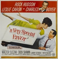 A Very Special Favor movie poster (1965) picture MOV_4a347567