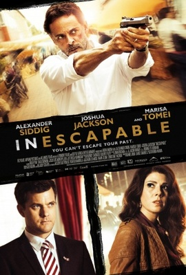 Inescapable movie poster (2012) poster MOV_3f87eea7