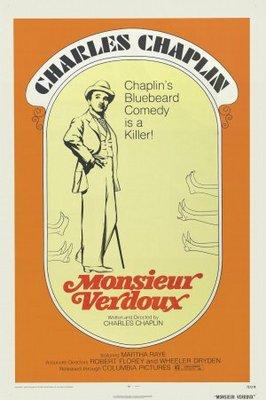 Monsieur Verdoux movie poster (1947) poster MOV_3f8c7ddf