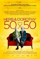 Herb & Dorothy 50X50 movie poster (2012) picture MOV_3f8cc1ad