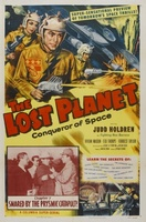 The Lost Planet movie poster (1953) picture MOV_3f964b92