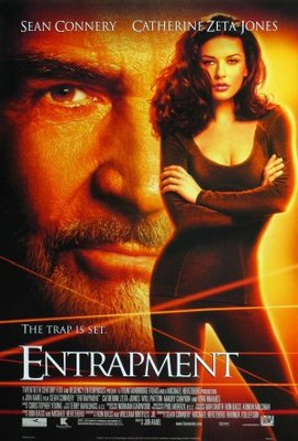 Entrapment movie poster (1999) poster MOV_3f9a41cd