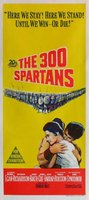 The 300 Spartans movie poster (1962) picture MOV_3fa0ad60