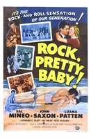 Rock, Pretty Baby movie poster (1956) picture MOV_3fa1223c