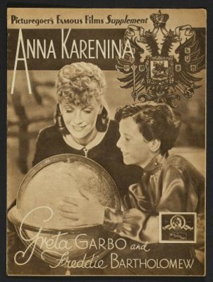 Anna Karenina movie poster (1935) poster MOV_3fa1c9ac