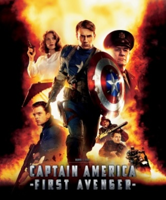 Captain America: The First Avenger movie poster (2011) poster MOV_3fa5319e