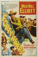 The Forty-Niners movie poster (1954) picture MOV_3fa70b4f