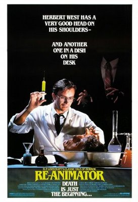 Re-Animator movie poster (1985) poster MOV_3fa878d6